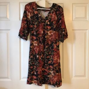 Motherhood maternity floral dress, no tags